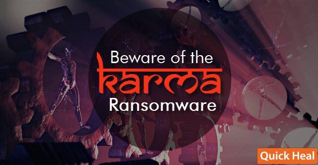 Karma-Ransomware